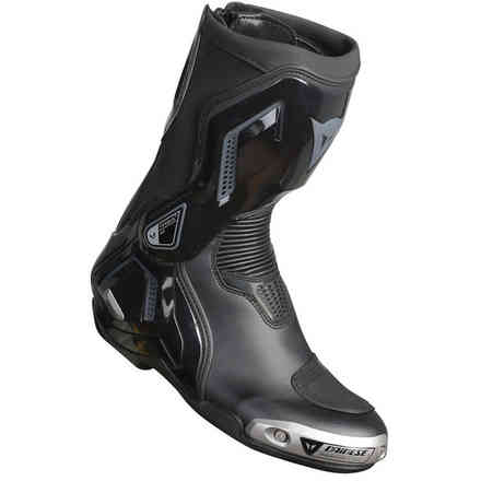 Stivali Torque D1 out donna nero-antracite Dainese