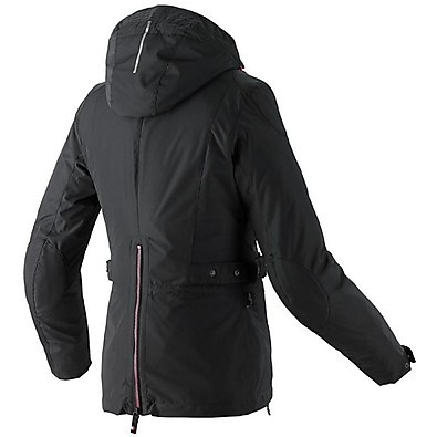 Stormy Lady H2Out Jacket black-fuchsia Spidi