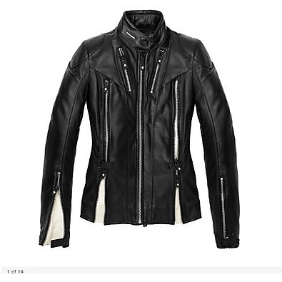 Stormy Woman Jacket black-ice Spidi