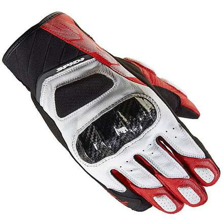 Str-4 Coupé Gloves Red-Black Spidi