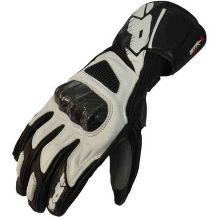 Str-4 Vent White Gloves Spidi