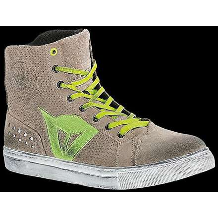 Street biker Air shoes sand-apple Dainese