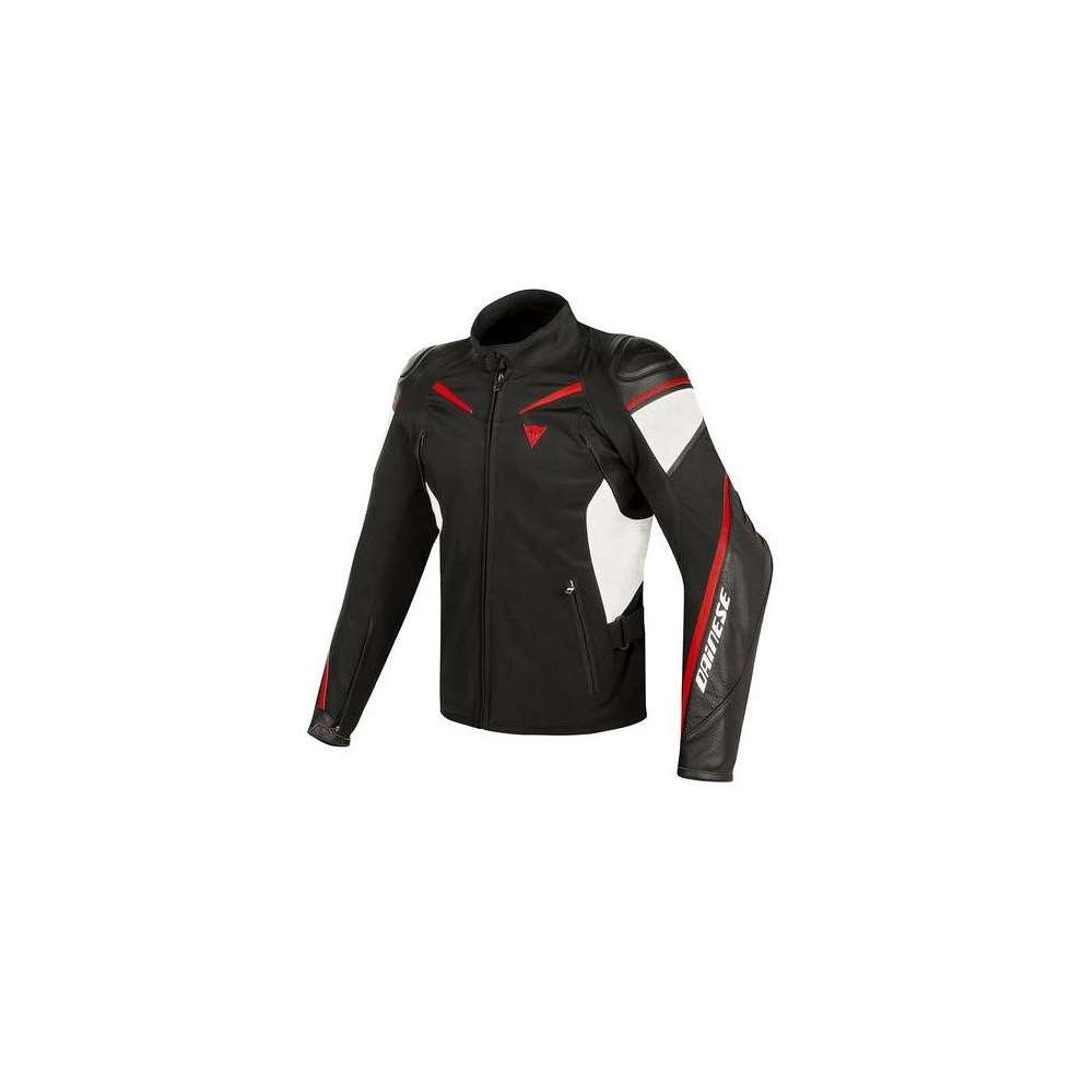 Street Master fabric and leather jacket  Dainese
