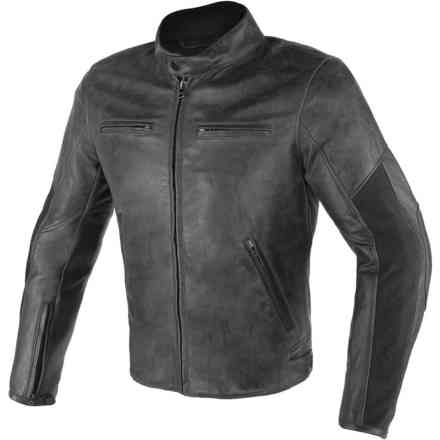 Stripes D1 perforated jacket Dainese