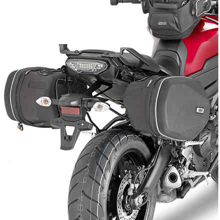 Subframe soft side case holder for Yamaha MT 09 Tracer 2015 Givi