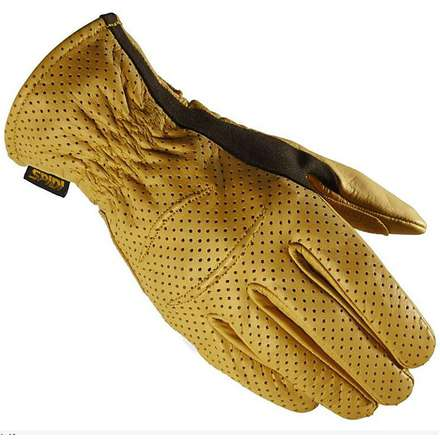 Summer Road ocher Gloves Spidi