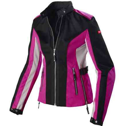 Summernet Lady nero fuchsia Jacket Spidi