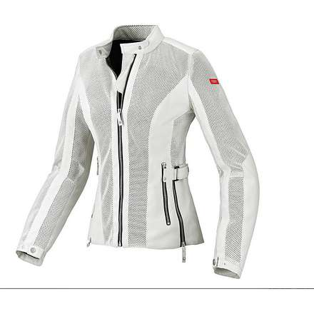 Summernet Woman Jacket ice Spidi