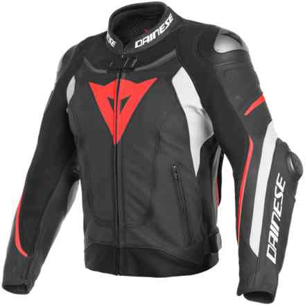 Super Speed 3 Perforated black white red Dainese