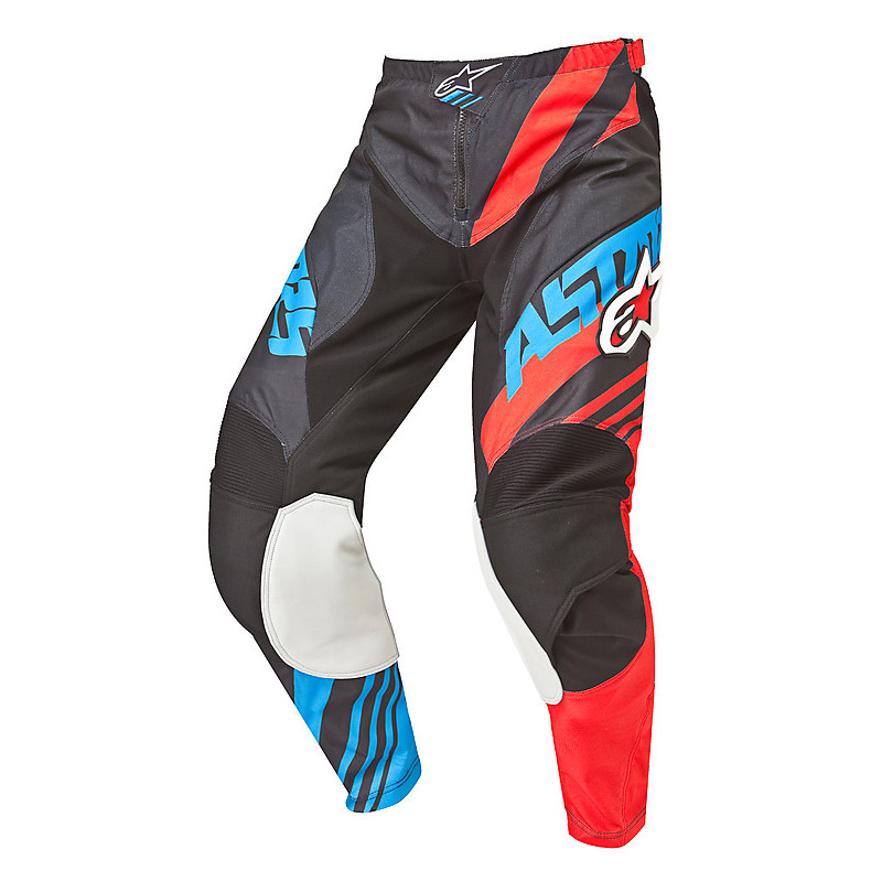 SUPERMATIC PANTS OFF-ROAD RACER 2015 RED Alpinestars
