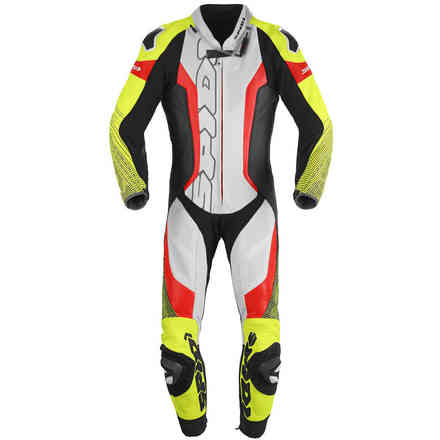 Supersonic Perforated Pro leather suit Spidi