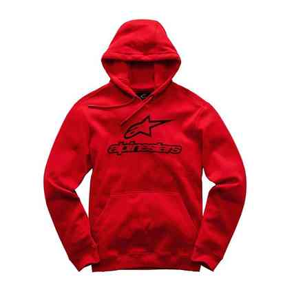 Sweatshirt Always Rot Alpinestars