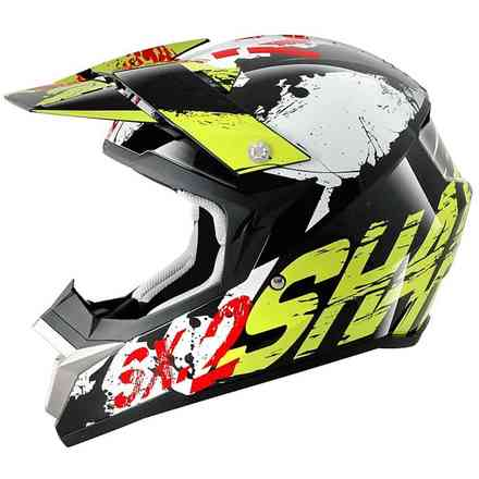 Sx2 Freak Helmet Shark