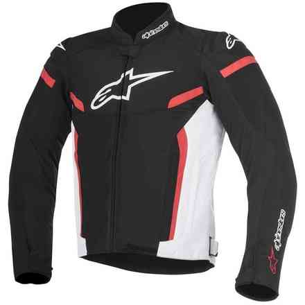 T-Gp Plus R V2 Air black white red Jacket Alpinestars
