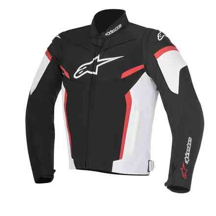 T-Gp Plus R V2 black white red Jacket Alpinestars