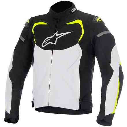 T-Gp Pro 2016 Jacket black-white-yellow fluo Alpinestars