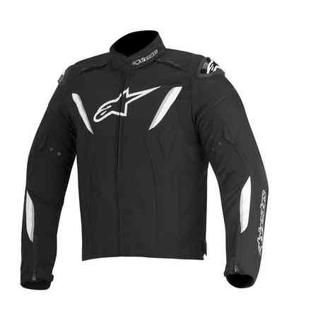 T-gp R Waterproof Jacket black-white Alpinestars