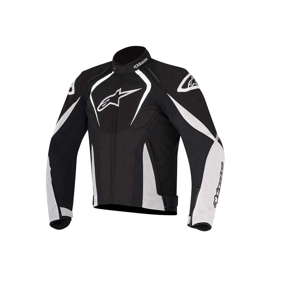 T-Jaws Waterproof 2017  Jacket black white Alpinestars