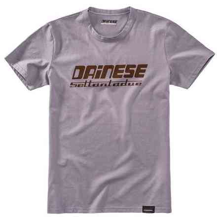 T-Shirt 72 grey Dainese