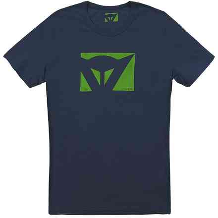 T-shirt Color New blu Dainese