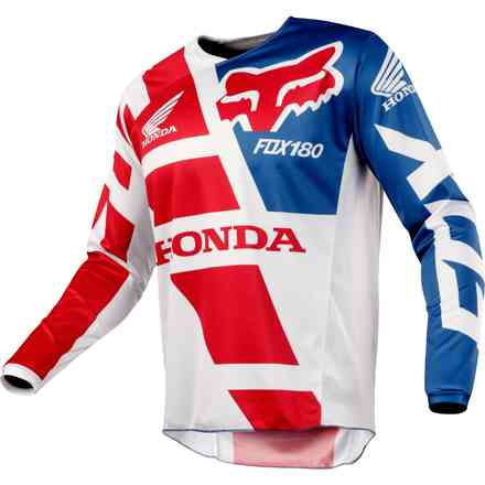 T-shirt Cross 180 Honda Jersey  Fox
