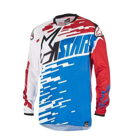 T-shirt cross Racer Braap 2016 Alpinestars