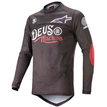 T-shirt cross Racer Tech Deus Ex Machina Limited Ed. Alpinestars