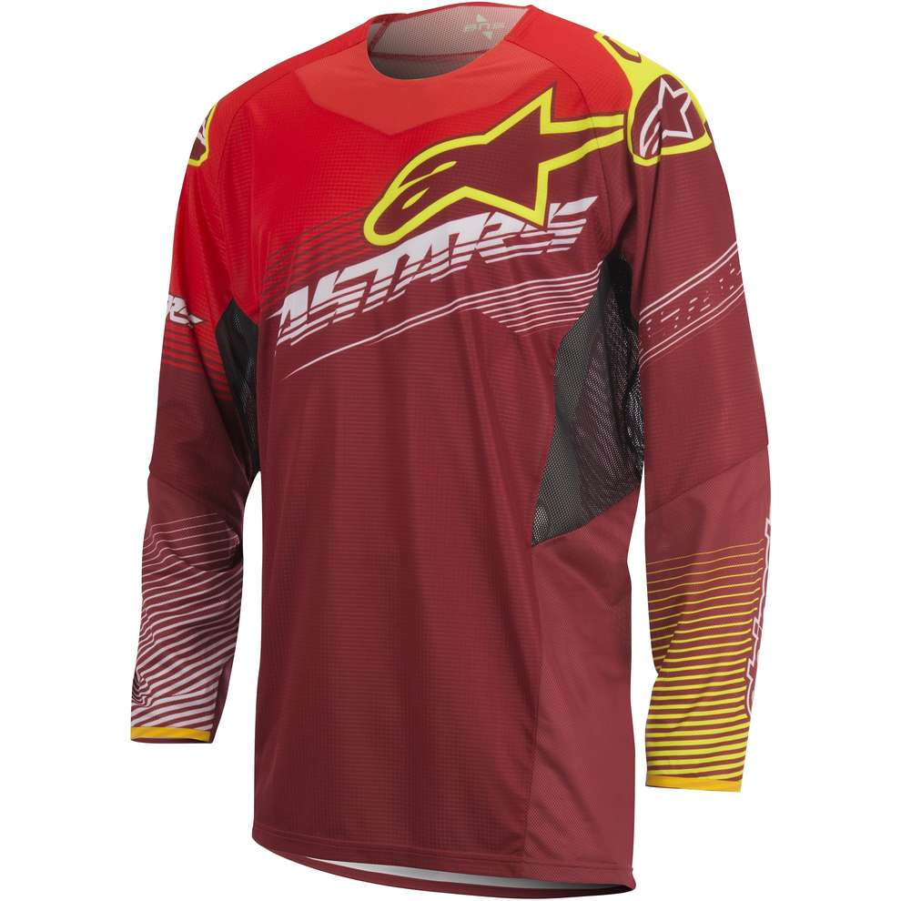 T-shirt cross Techstar Factory Alpinestars