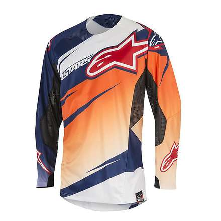 T-shirt cross Techstar Venom 2016 Alpinestars