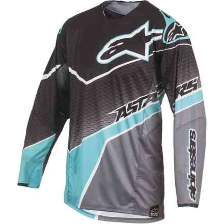 T-shirt cross Techstar Venom Alpinestars