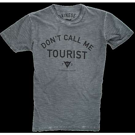 T-shirt  Don't Call Me Tourist Dainese