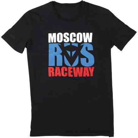 T-Shirt Moscow D1  Dainese