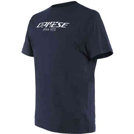 T-shirt Paddock Long Nero Dainese