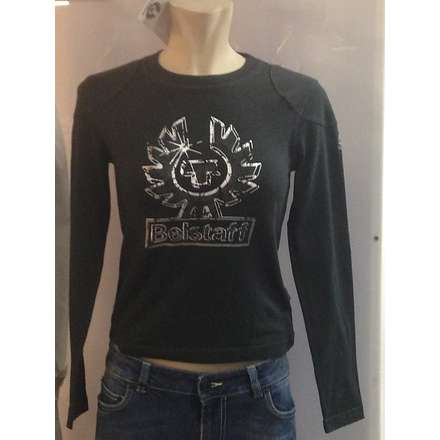 T-shirt PM logo L/S Woman Belstaff