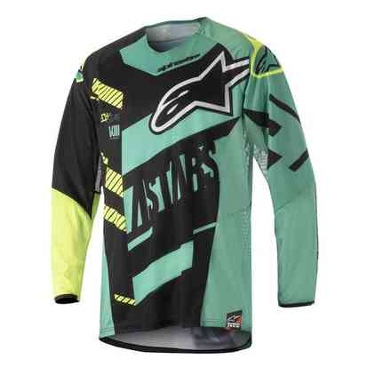T-shirt Techstar Screamer cross Alpinestars
