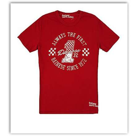 T-shirt The First Rosso Dainese