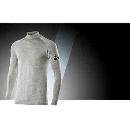 T-shirt underwear Merinos Wool Grey Sixs