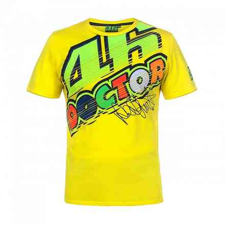T-Shirt Vr-46 the doctor VR46