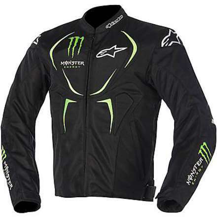 T-Xyon air jacket Monster Alpinestars