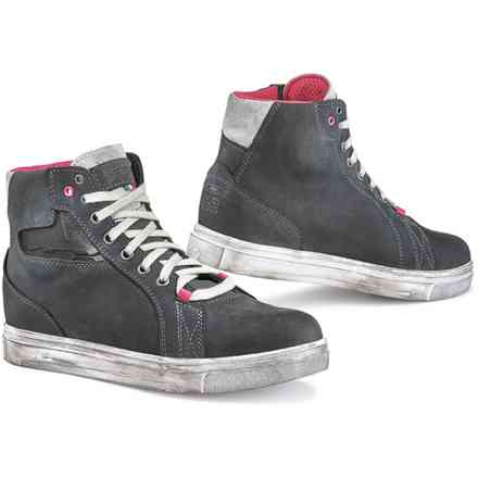 Tcx Street Ace Lady Waterproof Shoes Dark Gray Tcx