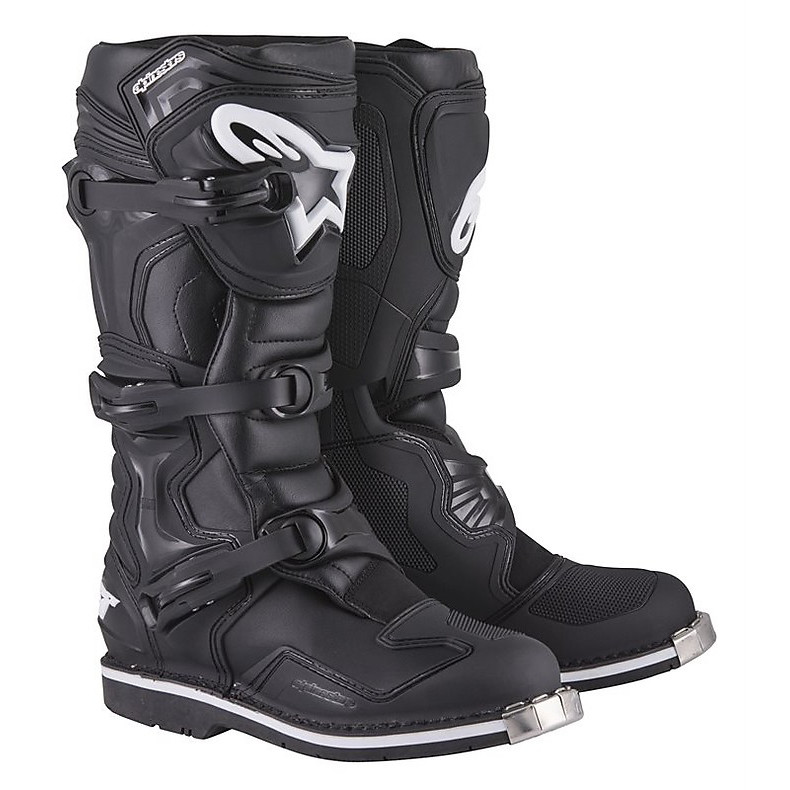 Tech 1 Boots black Alpinestars