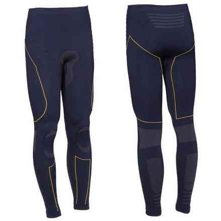 Tech 2 Base Layer Blue Pants Forcefield