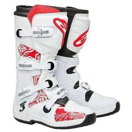 Tech 3 Chrome Boots Alpinestars