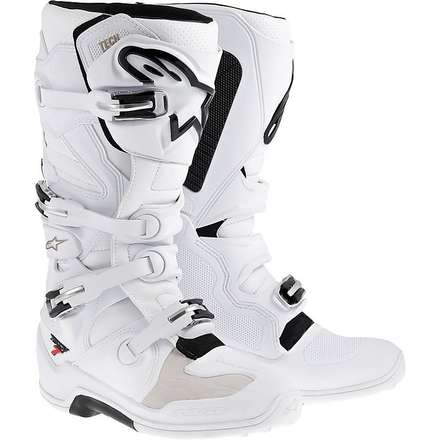 Tech 7 boots white Alpinestars
