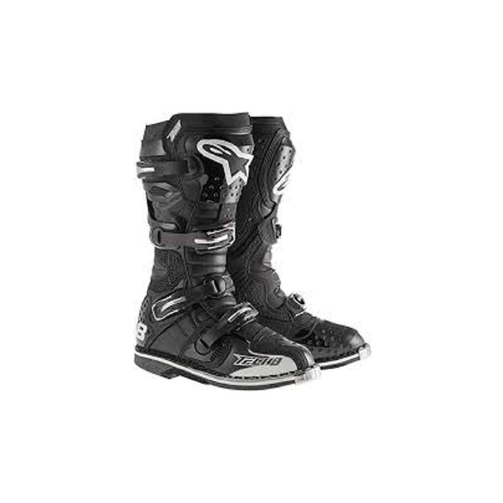TECH 8 RS BOOT OFF-ROAD MOTOCROSS 2015 nero Alpinestars