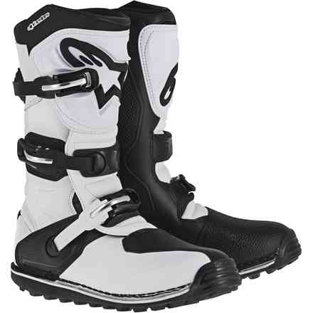 Tech T white-black Boots Alpinestars