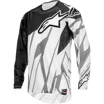 Techstar Jersey 2015 white Alpinestars