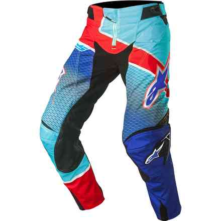 Techstar Venom blue-red Pants  Alpinestars