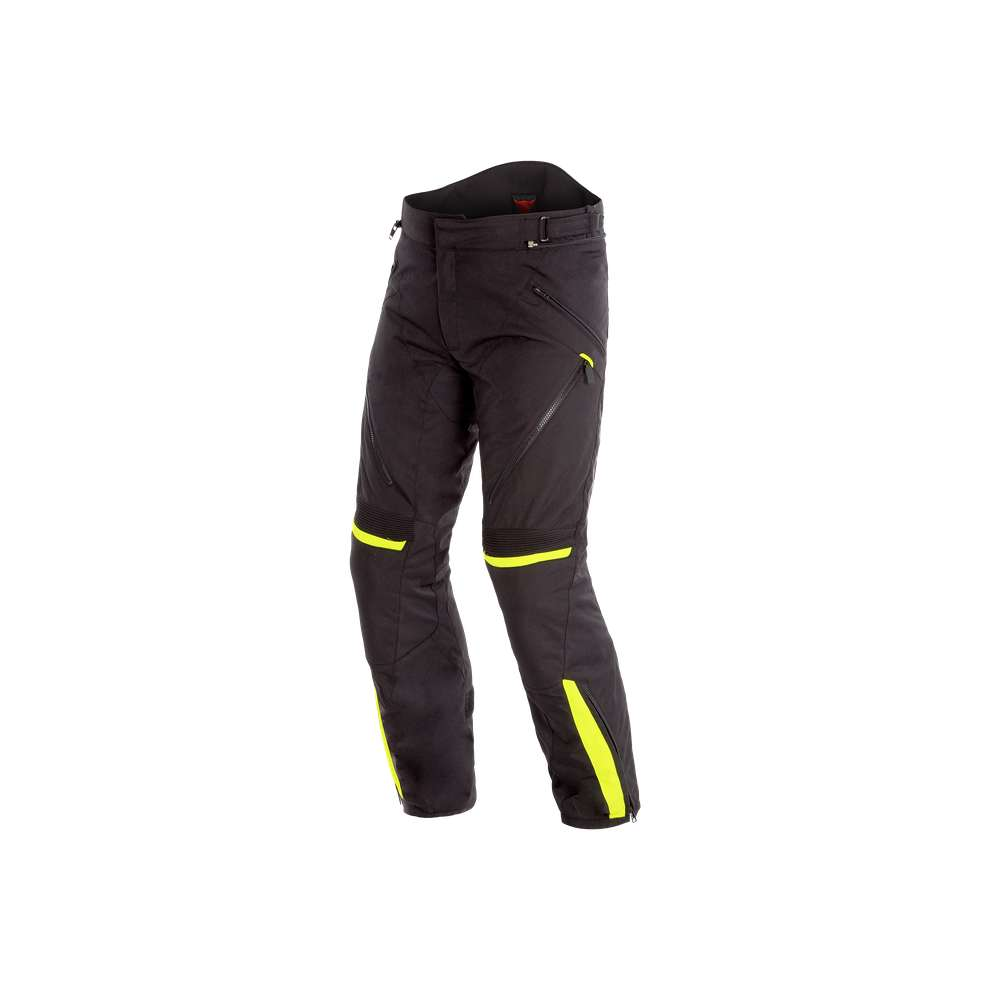 Tempest 2 D-Dry pants black yellow fluo Dainese