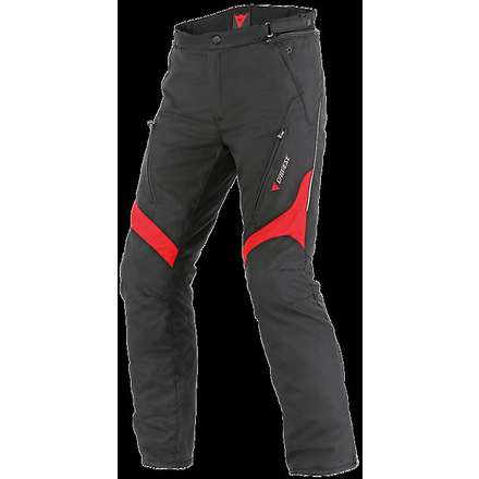 Tempest D-dry Pants black-red Dainese